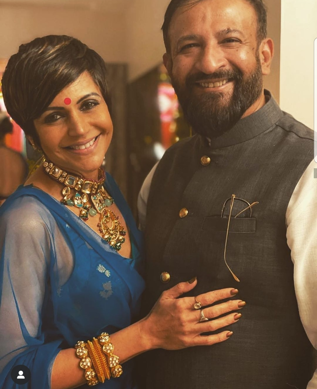 Mandira Bedi is Eager to Adopt a Baby Girl and Name Her Tara