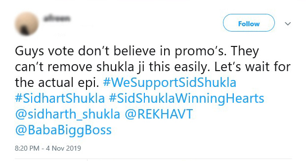 Bigg Boss 13: Fight between Sidharth Shukla and Mahira Sharma leads to #WeSupportSidShukla trending all over Twitter