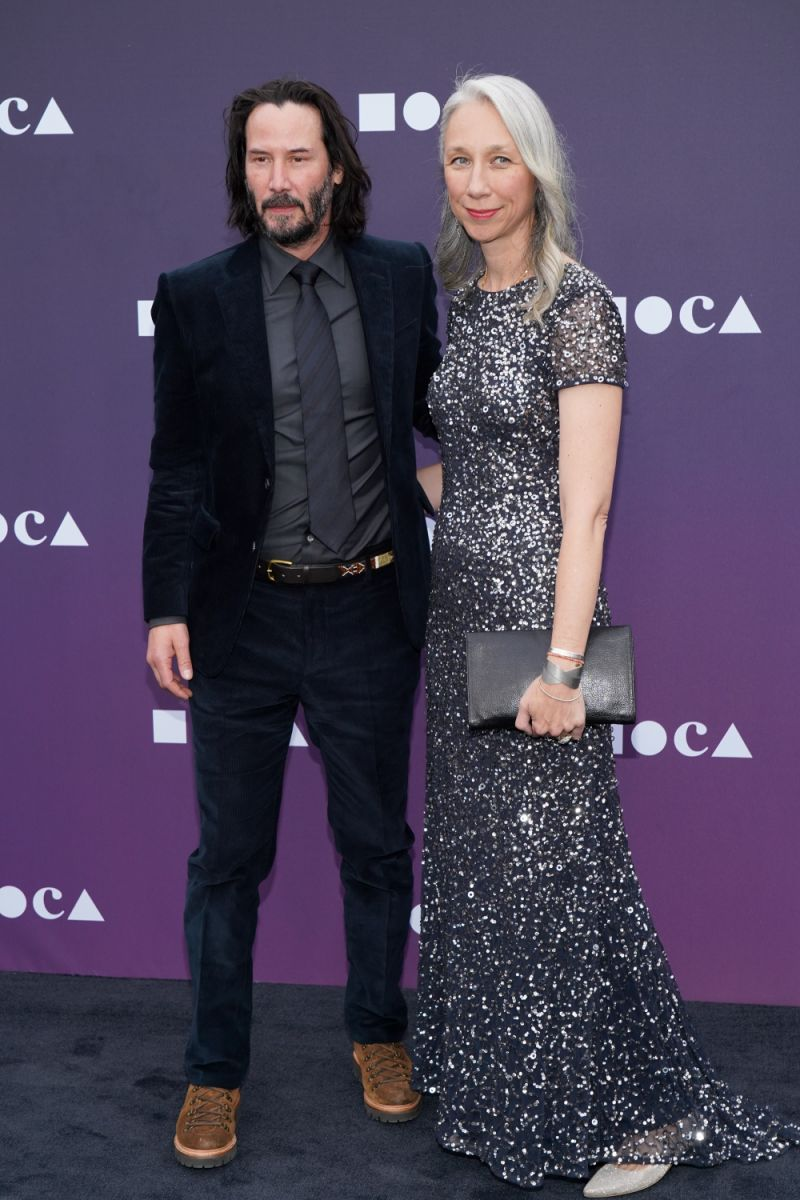 Keanu Reeves Steps Out Hand-in-Hand With Alexandra Grant, Reveals He Wants to 'Openly Share His Life With Her'
