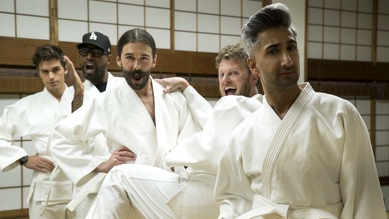 Queer Eye's Third Season Makes Its Way To Japan