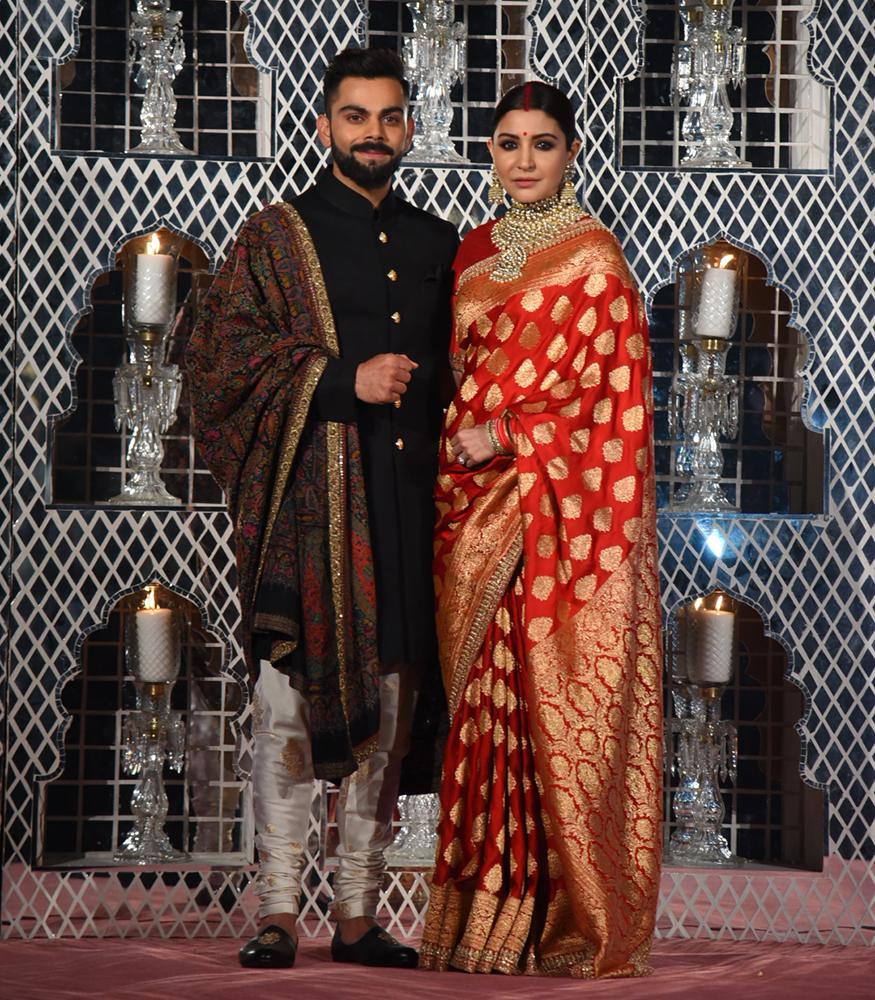 Anushka Sharma Loves Wearing Virat Kohli's Clothes