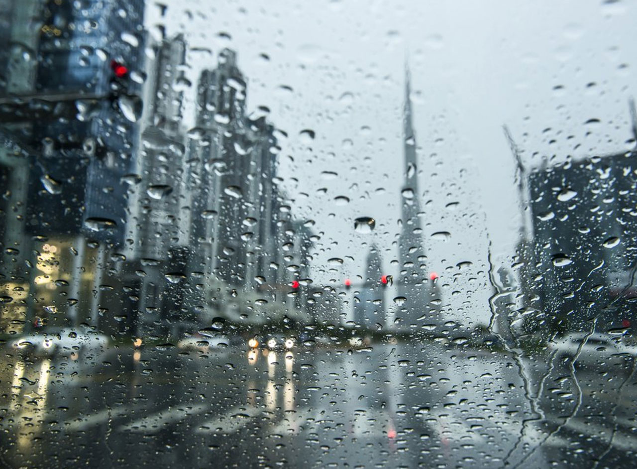 Dubai Weather, Dubai UAE Rain Photo 2
