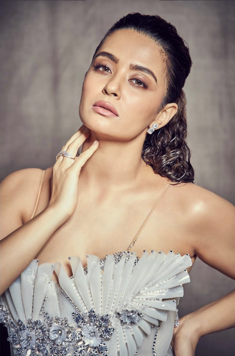 "Surveen Chawla: ""Women Get Flak For Choosing To Speak Some Words"""