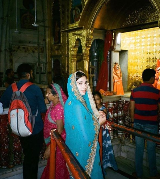Dua Lipa in India