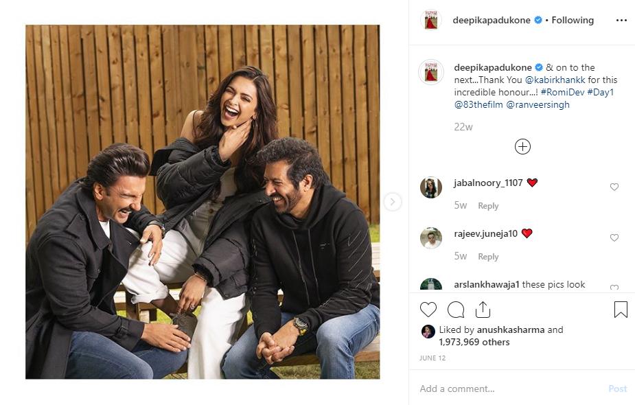 Deepika Padukone Has the Internet Gushing Over Latest Look