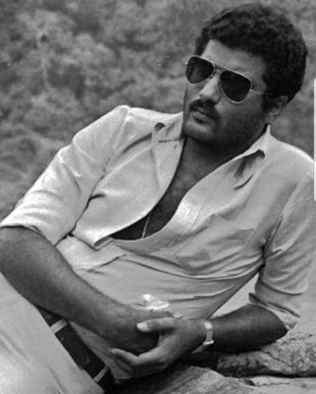 Boney Kapoor young