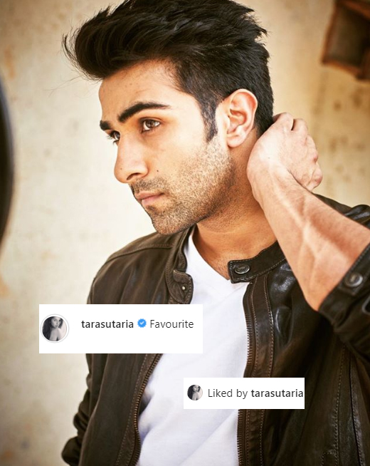 Tara Sutaria and Aadar Jain: How The Duo Left Sweet Musical Hints for Each Other