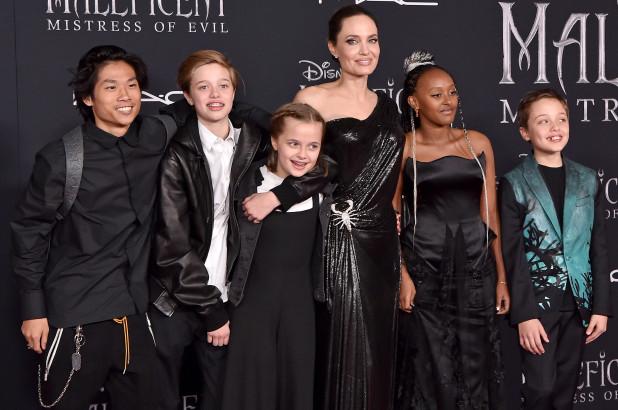 Angelina Jolie Blames Brad Pitt For Disruption In Children's Lives; Deets Inside