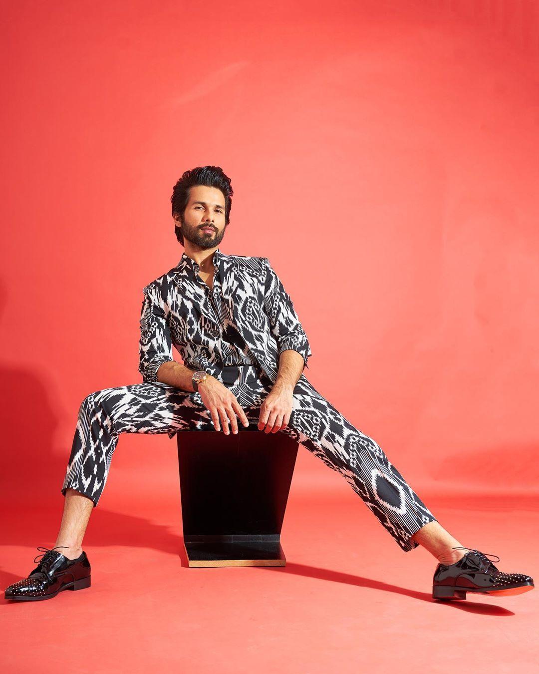 Shahid Kapoor, Alia Bhatt, Malaika Arora: Three Celebs Who Rocked the Print Look