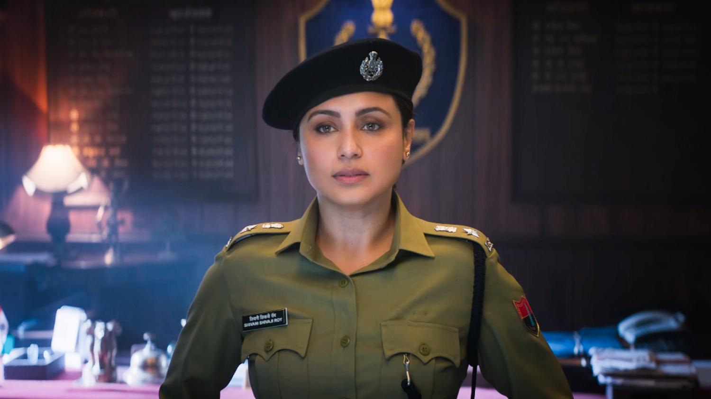 Rani Mukherji in 'Mardaani 2'