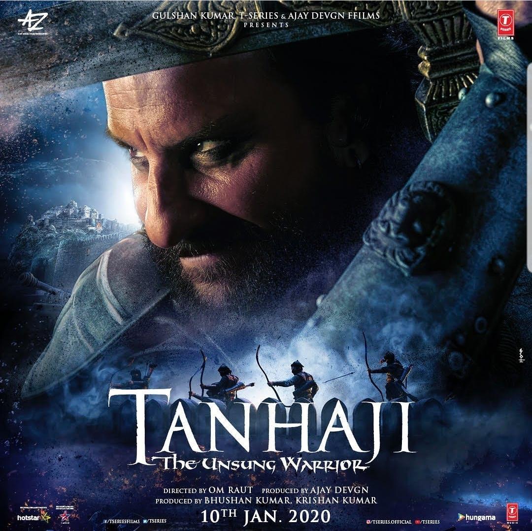 Saif Ali Khan in Tanhaji