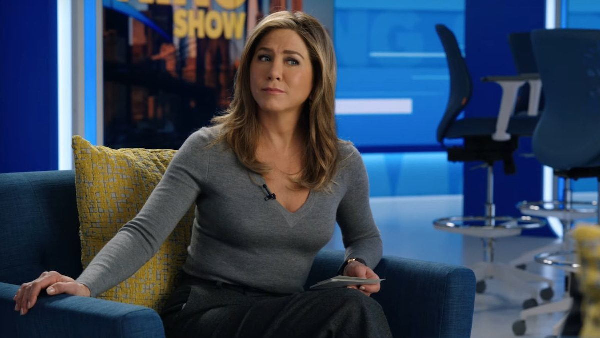Jennifer Aniston in The Morning Show