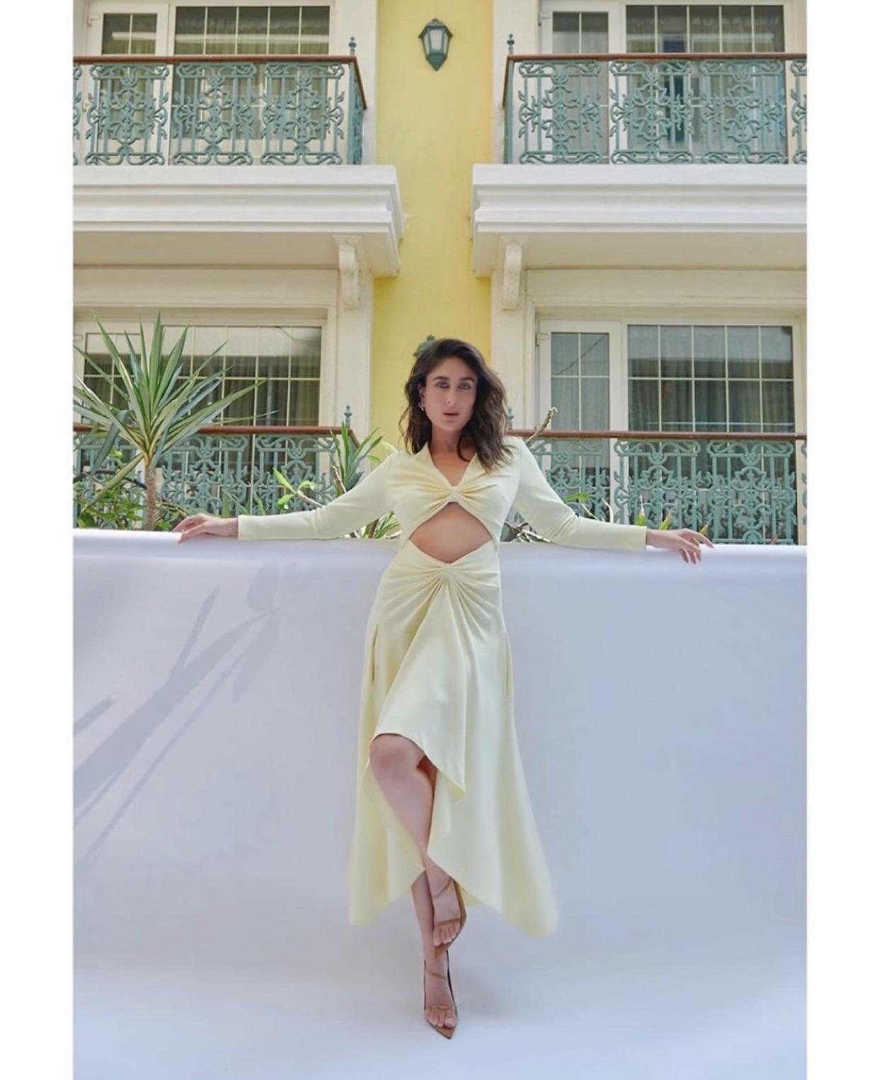 Fashion Face-off: Priyanka Chopra, Kareena Kapoor Don Similar Style in Latest Outfits