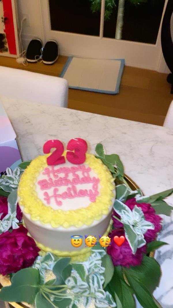 Inside Hailey Bieber's Intimate Birthday Celebrations