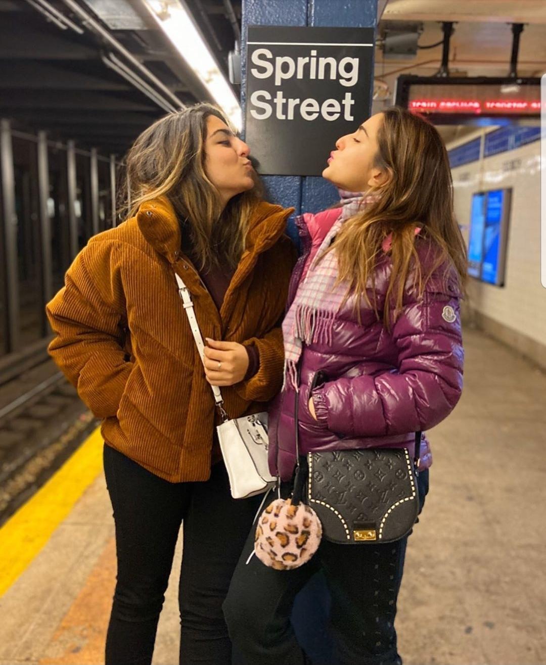 Sara Ali Khan in New York