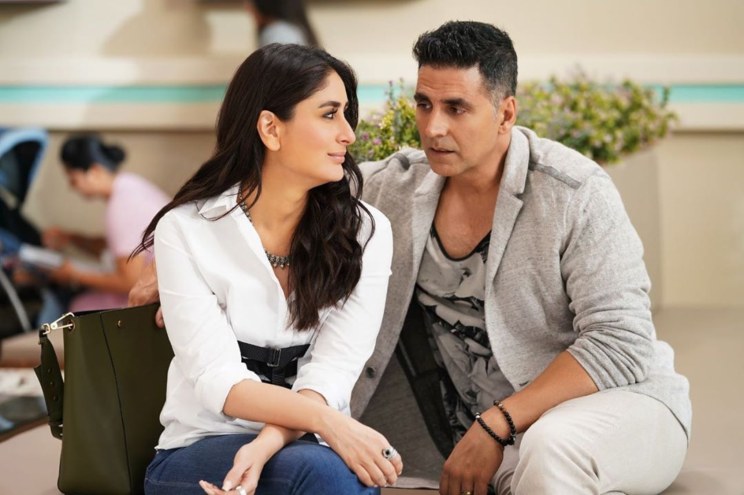Kareena Kapoor Khan and Akshay Kumar star in Good Newwz