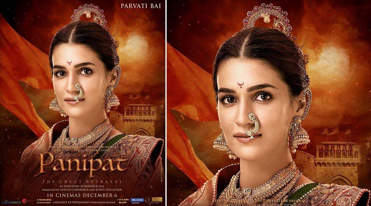 Kriti Sanon as Parvati Bai