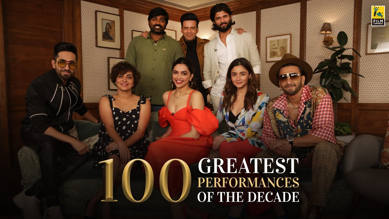100 Greatets Performances of the Decade Interview