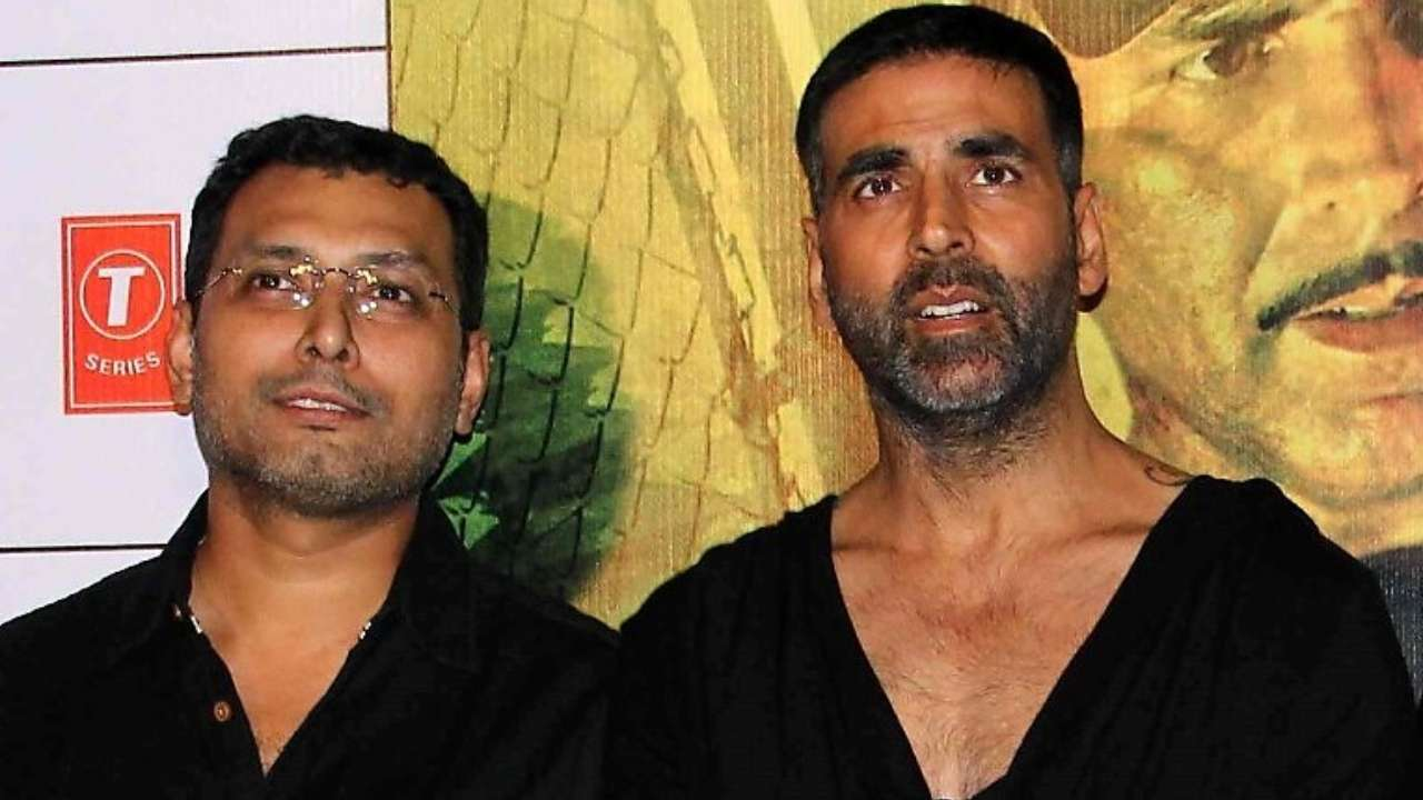Neeraj Pandey and Akshay Kumar