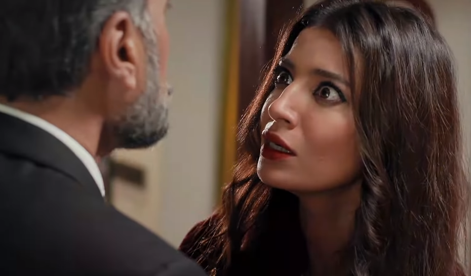 Adnan Siddiqui and Rabia Butt in Ye Dil Mera