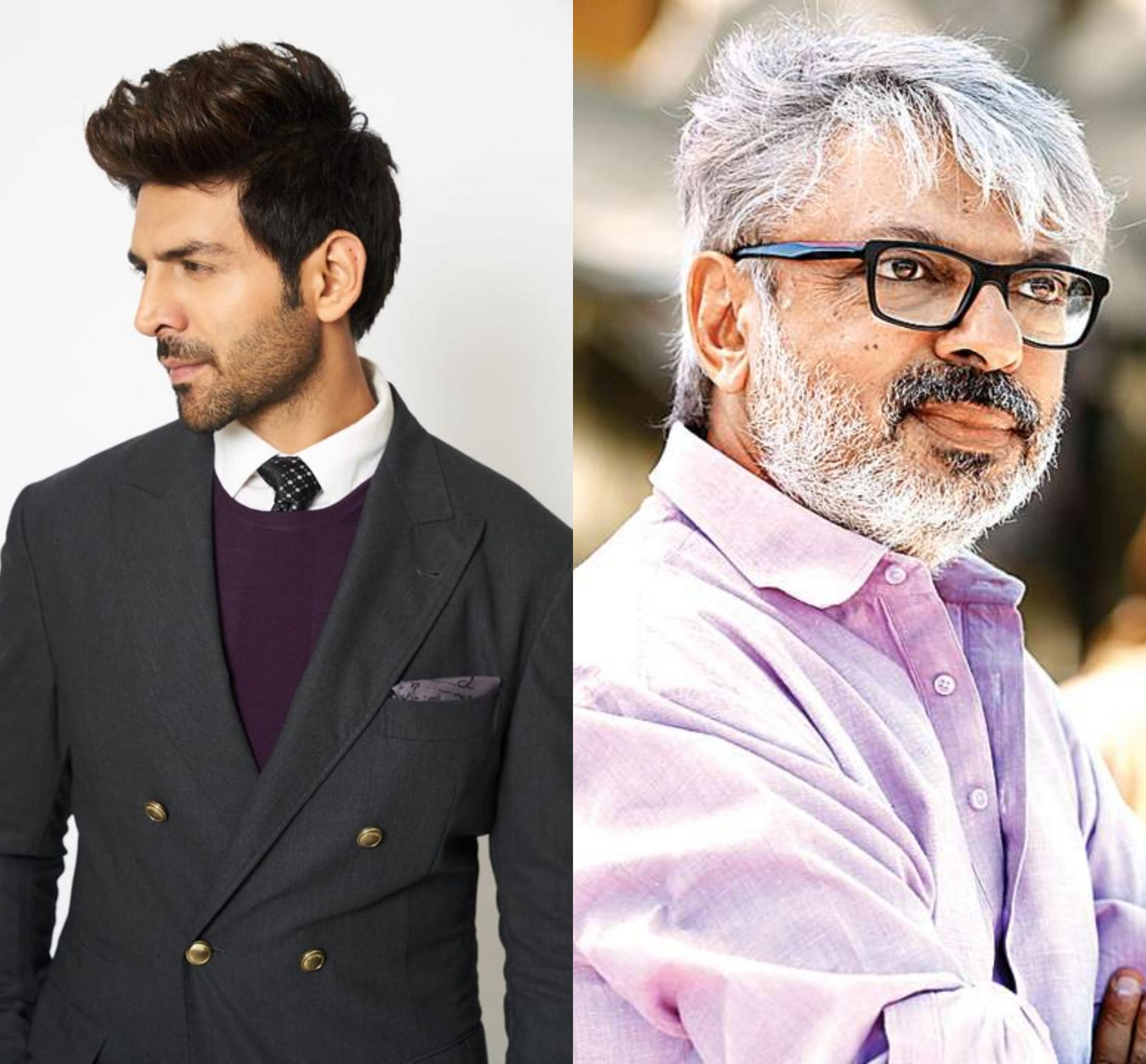 Sanjay Leela Bhansali Denies Reports Of Collaborating With Kartik Aaryan Masala Com