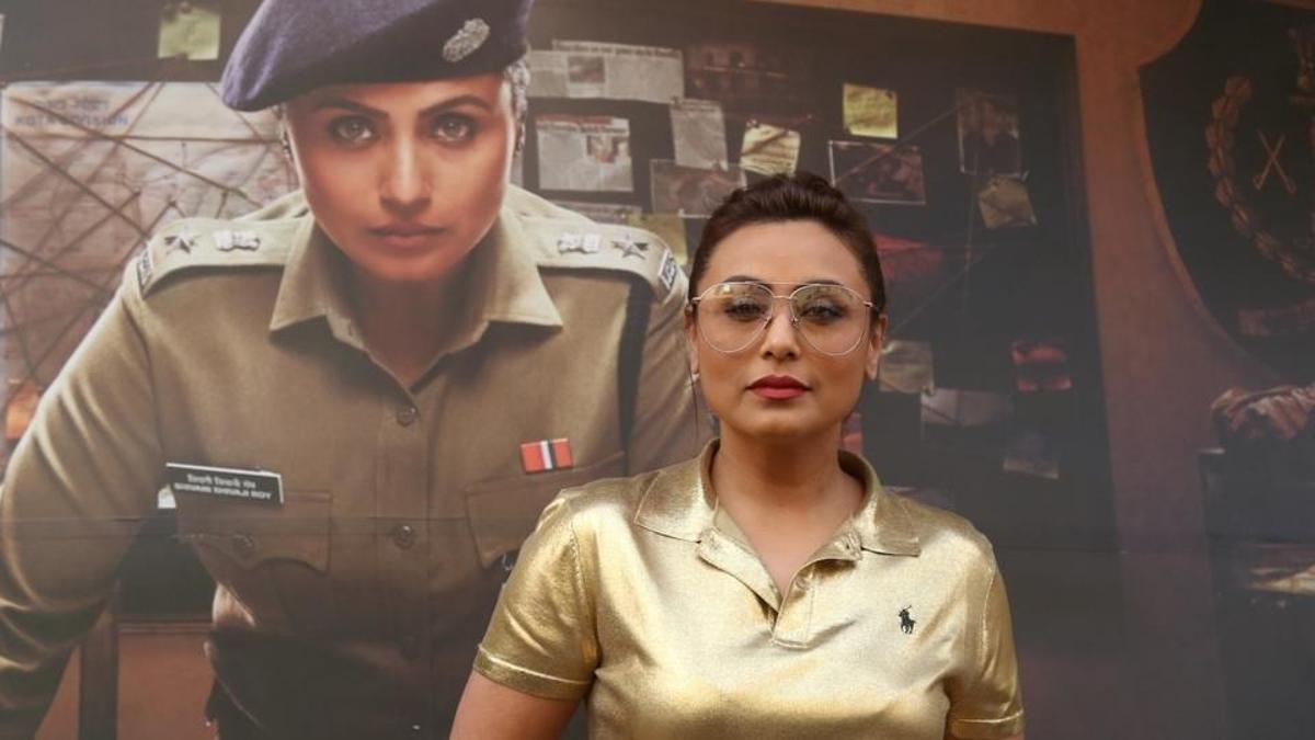 Rani Mukerji in Mardaani 2