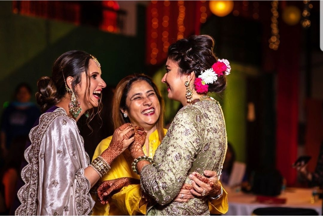 Sania Mirza Welcomes Brother-in-law Asaduddin To The Family