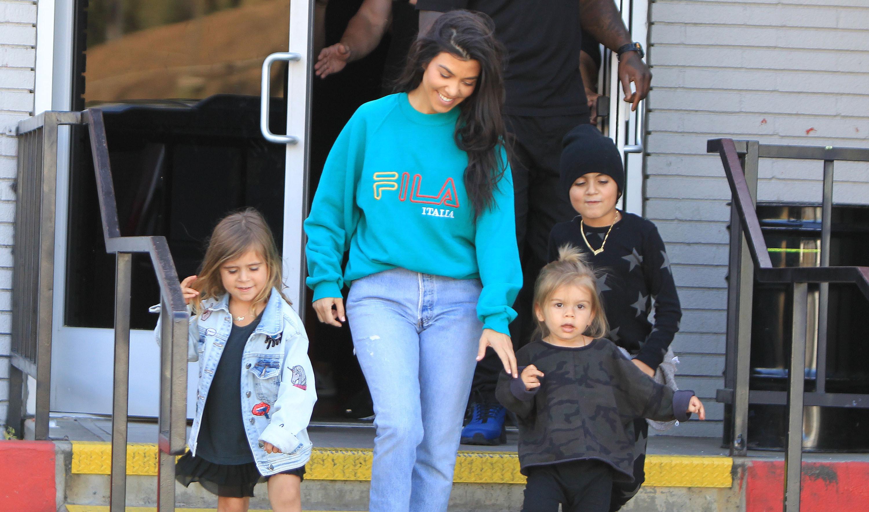 Kourtney Kardashian Doesn't Want to Film KUWTK for This Reason