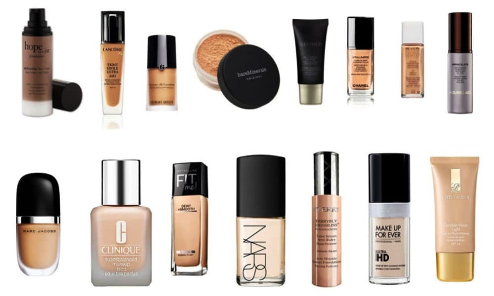 3 Steps For Applying Your Foundation Flawlessly