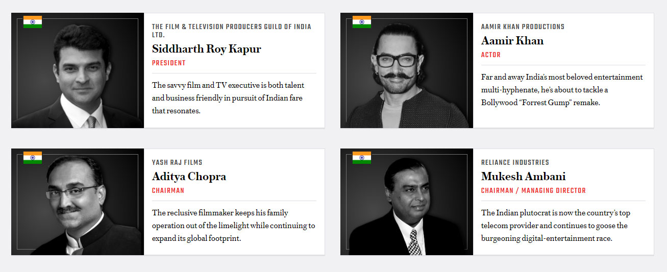 Shah Rukh Khan, Aamir Khan, Mukesh Ambani: 10 Indians Who Made it to Most Important People in Global Media List