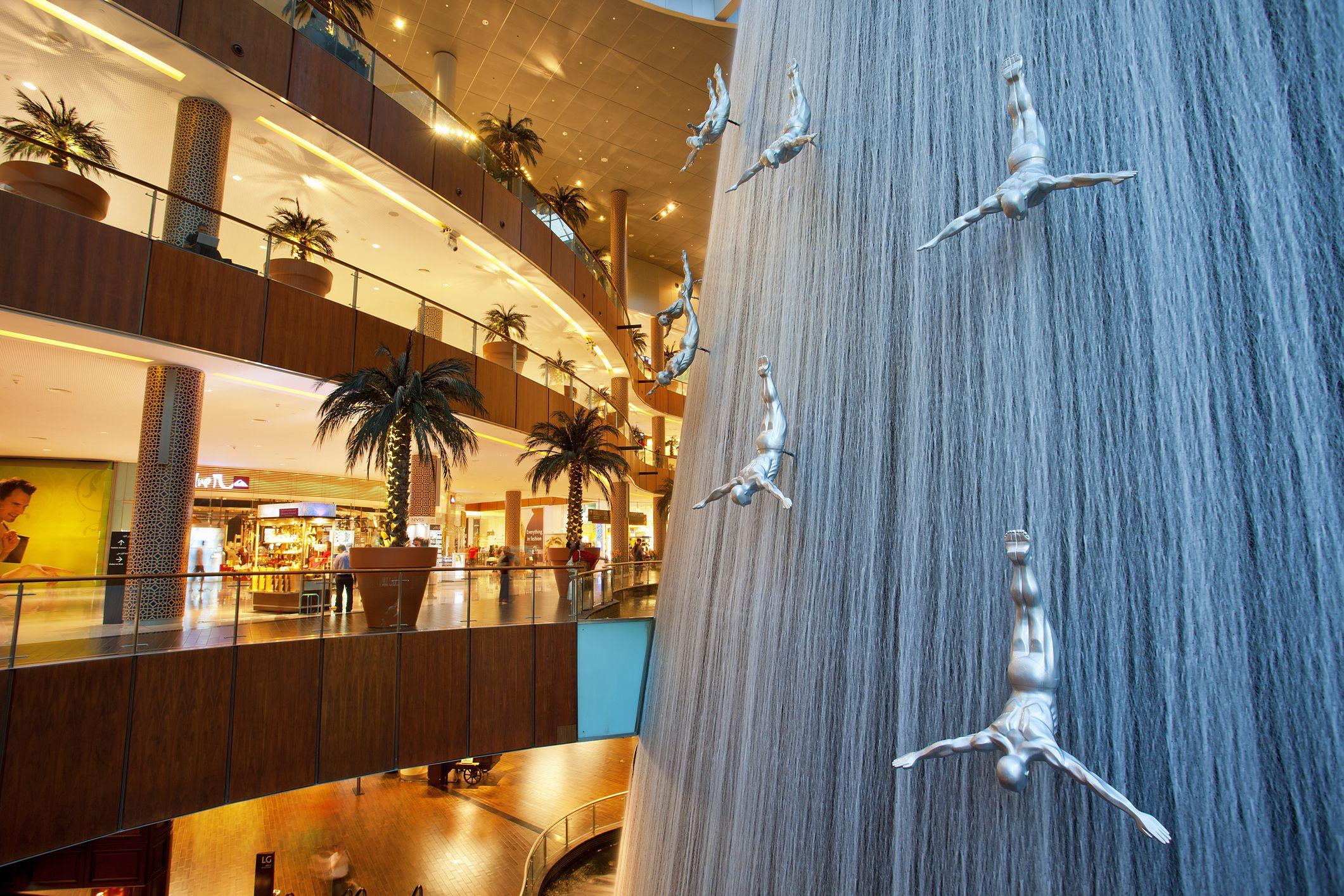 Dubai Mall - Instagrammable Places in Dubai