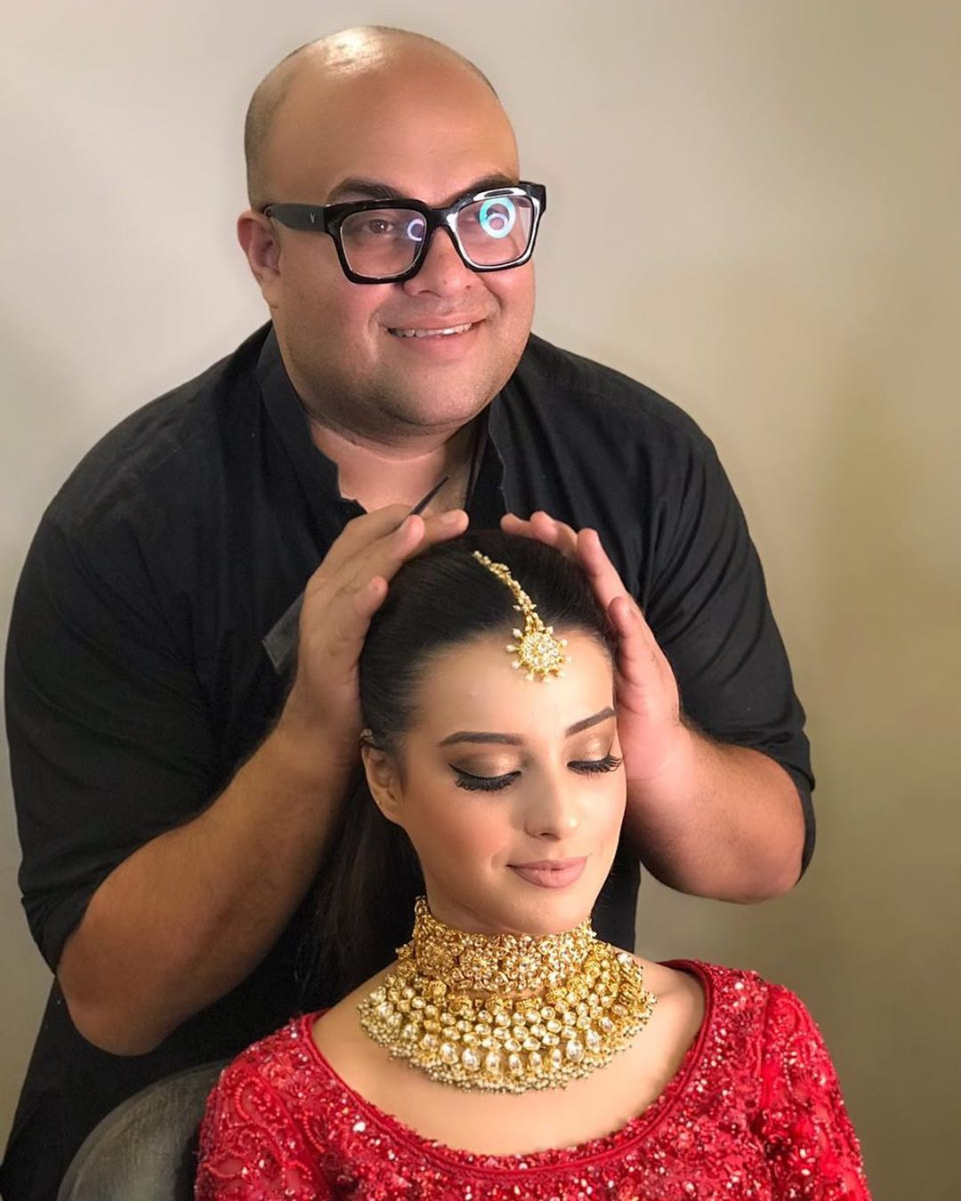 Iqra Aziz is a Sight to Behold for Her Nikkah Ceremony