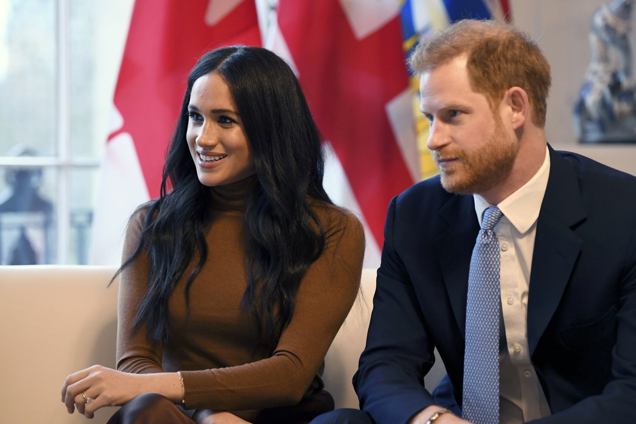 Meghan Markle and Prince Harry's trip to North Amercia