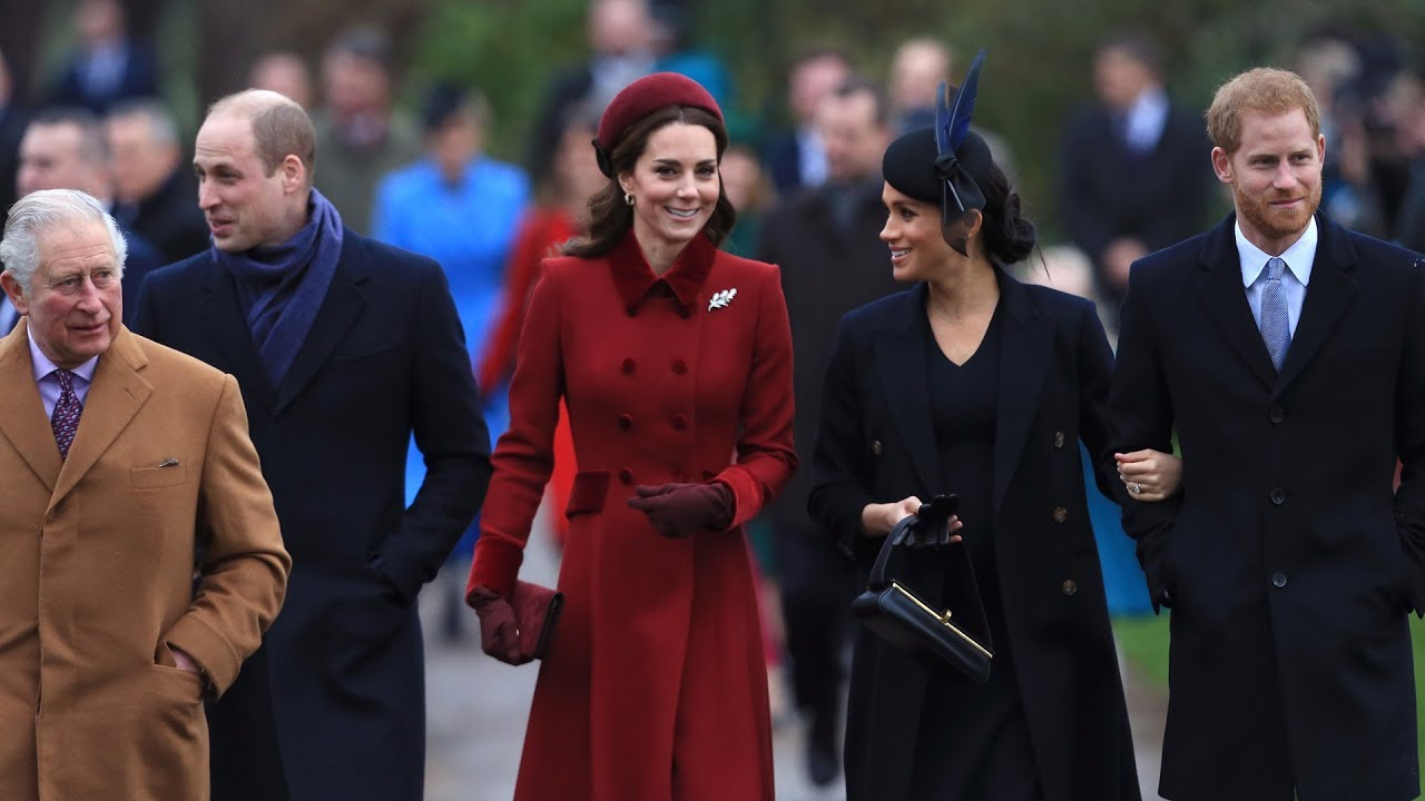 Rumours of tension between Prince Harry and Prince William and Meghan Markle and Kate Middeton started spreading in late 2018