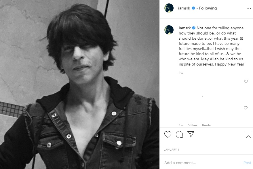 Shah Rukh Khan To Sign His Next Film In TWO Months