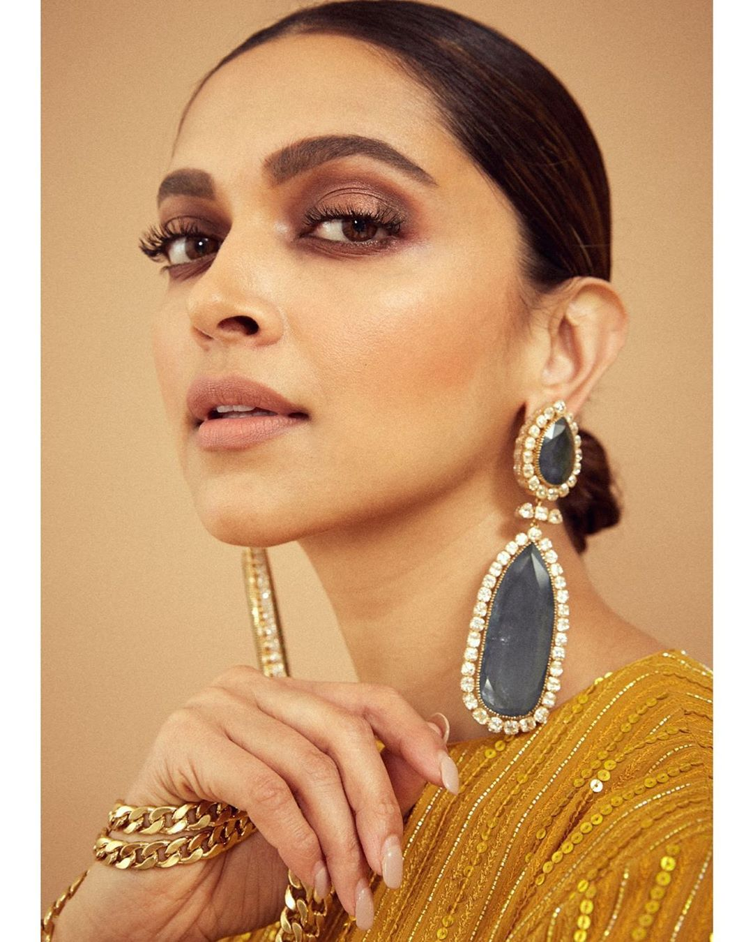 Deepika Padukone's Love Affair With Saris