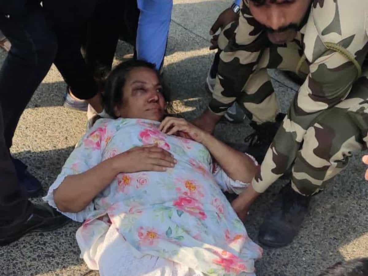 Shabana Azmi was rushed to the Kokilaben Dhirubhai Ambani hospital in Mumbai