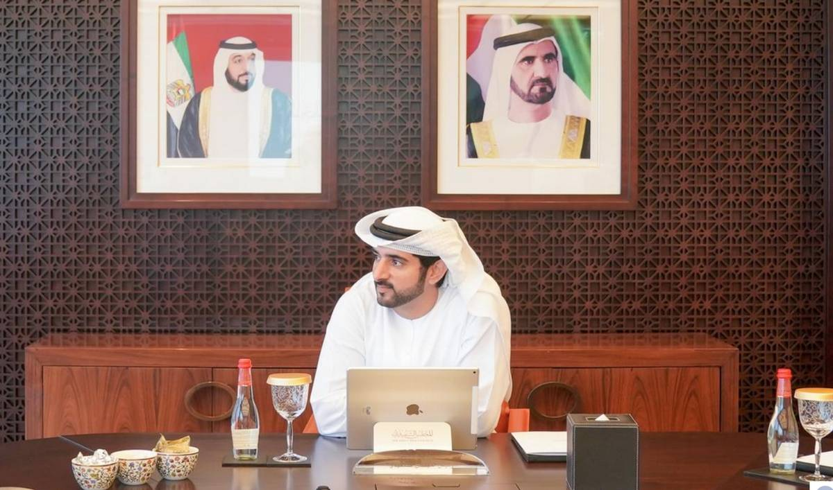 Sheikh Hamdan Approves New Salary Scheme for Dubai Government Employees