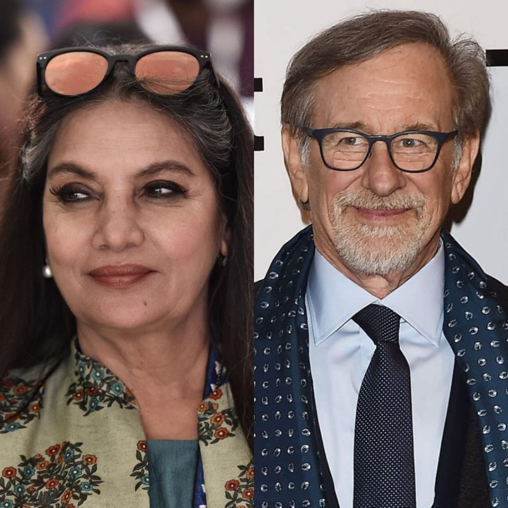 Shabana Azmi's next screen appearance in the Steven Spielberg-produced Halo