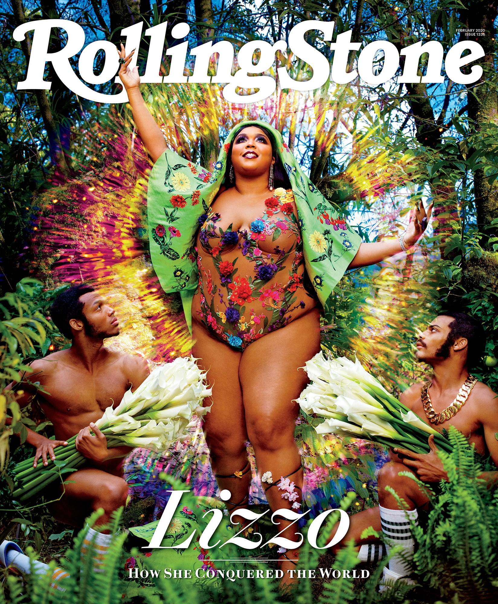 Lizzo Promotes Body Positivity by Gracing Rolling Stone Magazine Cover