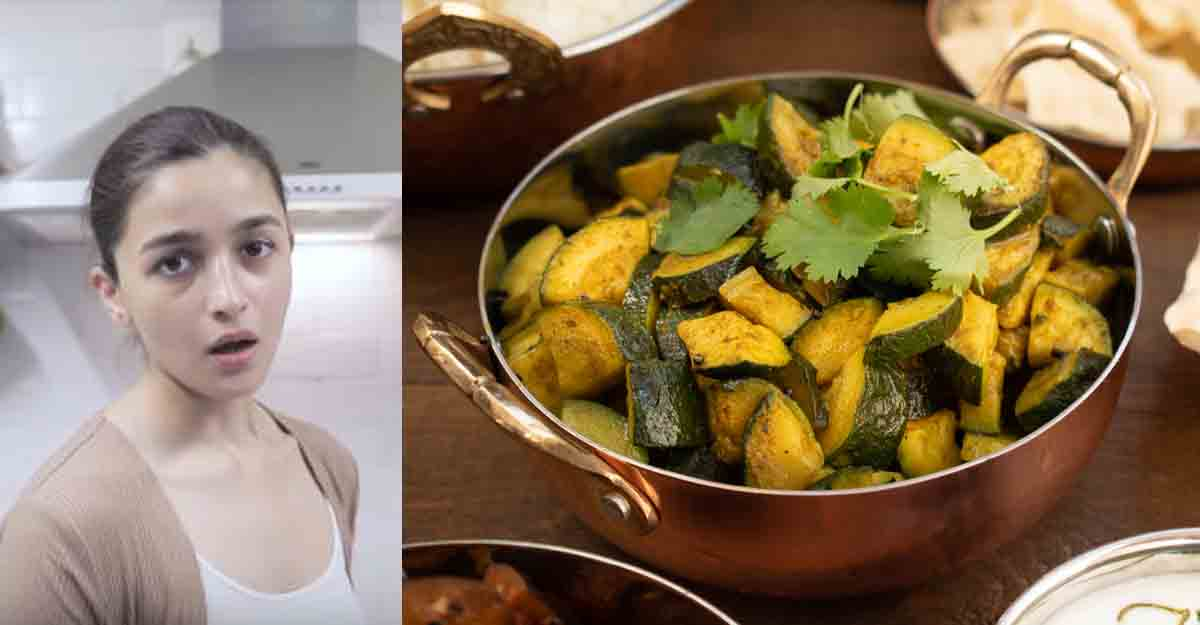 Alia Bhatt Makes Her Favourite Healthy Zucchini Curry And Here Is How You Can Make It Too