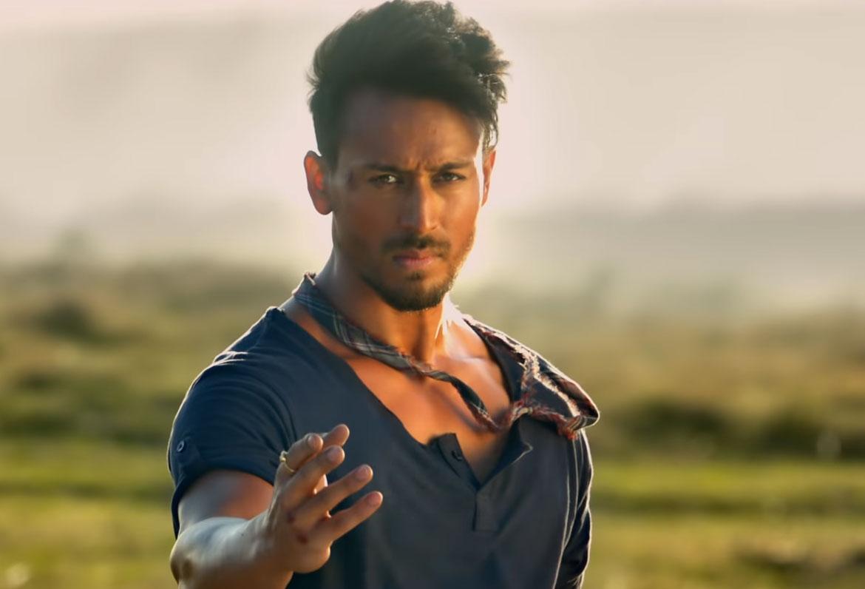 Baaghi stars Tiger Shroff