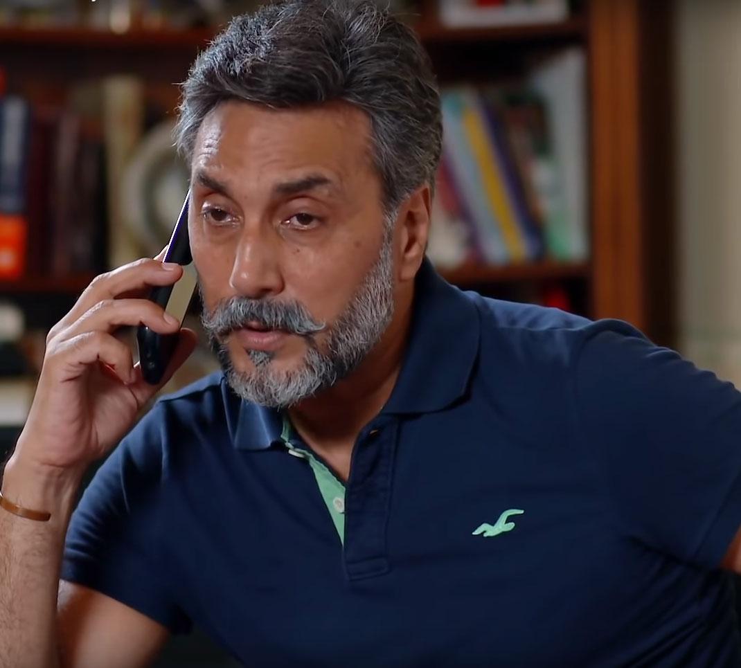 Adnan Siddiqui as Farooq in Ye Dil Mera