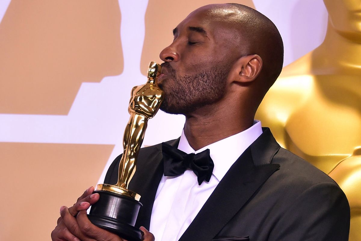 Kobe Bryant won an Oscar in 2020