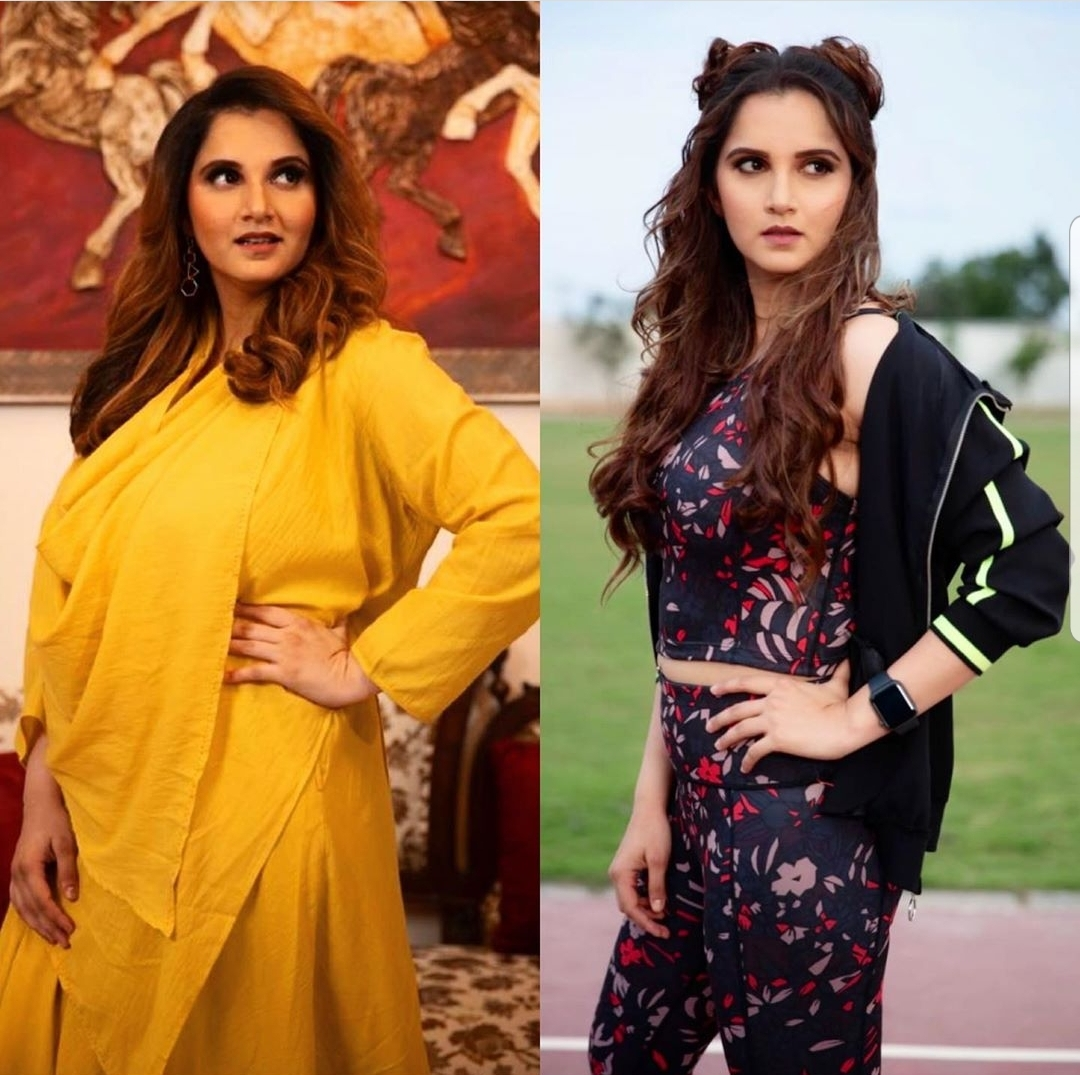 Sania Mirza's weight loss jouney