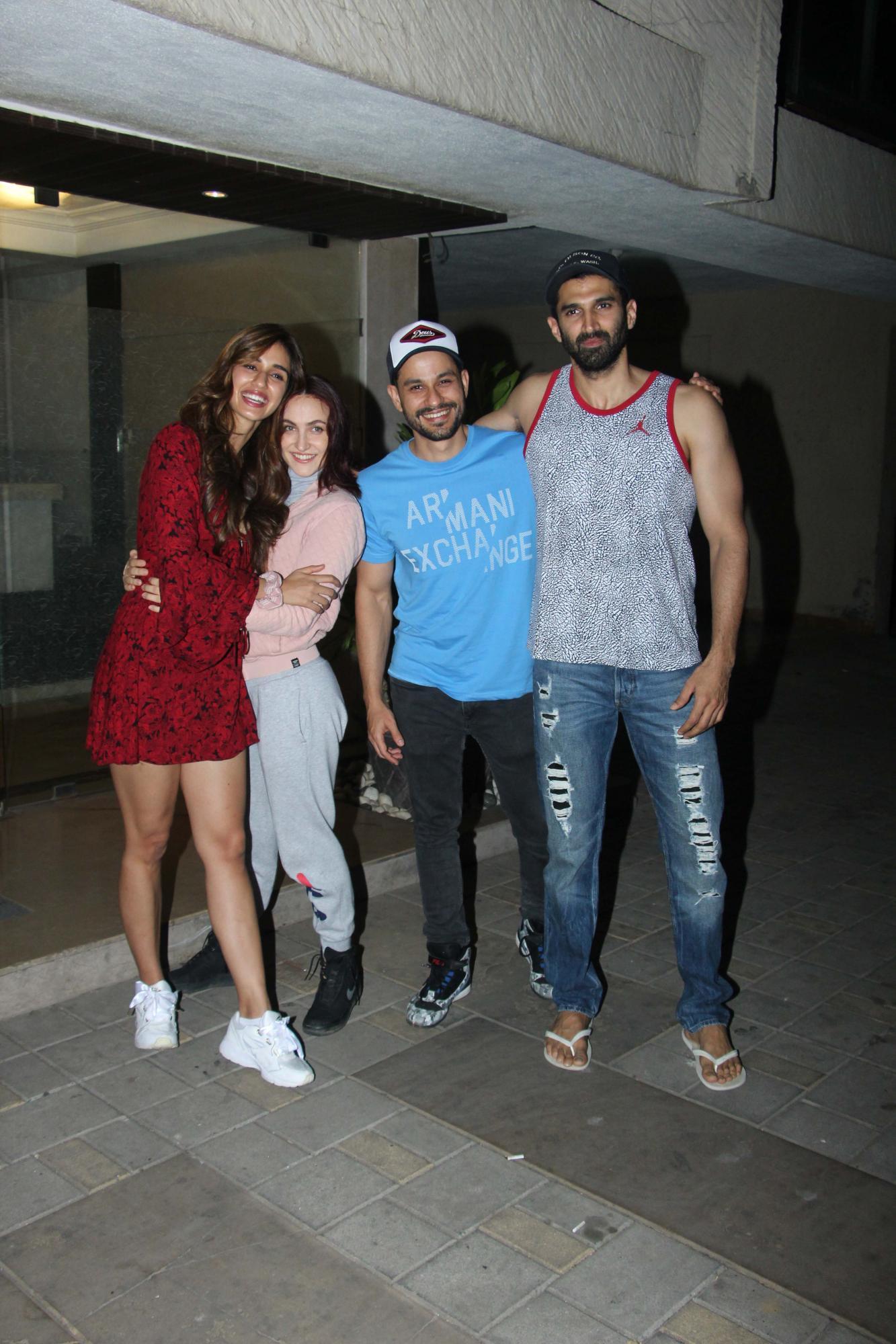 Malang Cast Party It Up At Aditya Roy Kapur S House Masala Com
