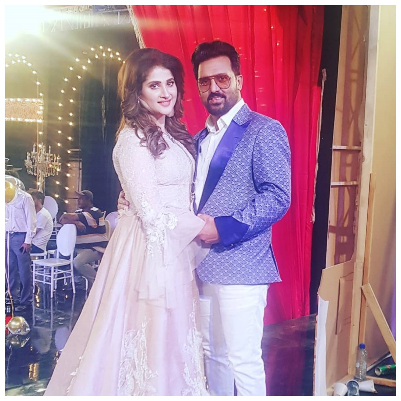 Valentine's Day: Top Ten Pakistani Showbiz Couples who Keep Love Above Everything Else