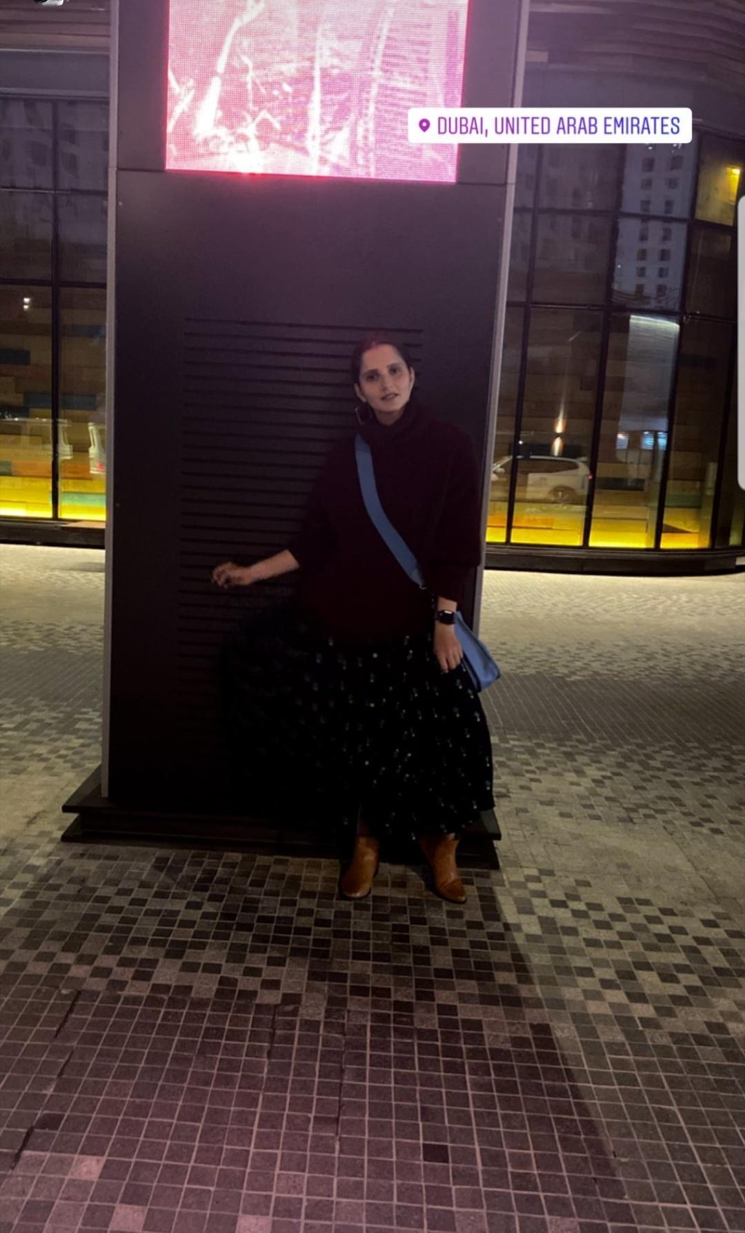 Sania Mirza Walks the Ramp at Lakme Fashion Week