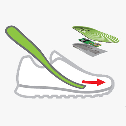 Shoes with GPS Insole Lets You Track Loved Ones With Alzheimer's Or Dementia