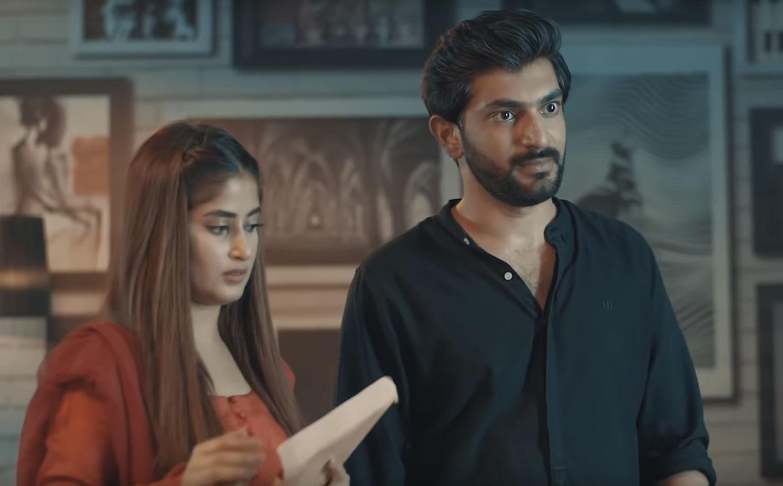 Alif Episode 20:  Momin Misjudges Momina And Dawood's Relationship